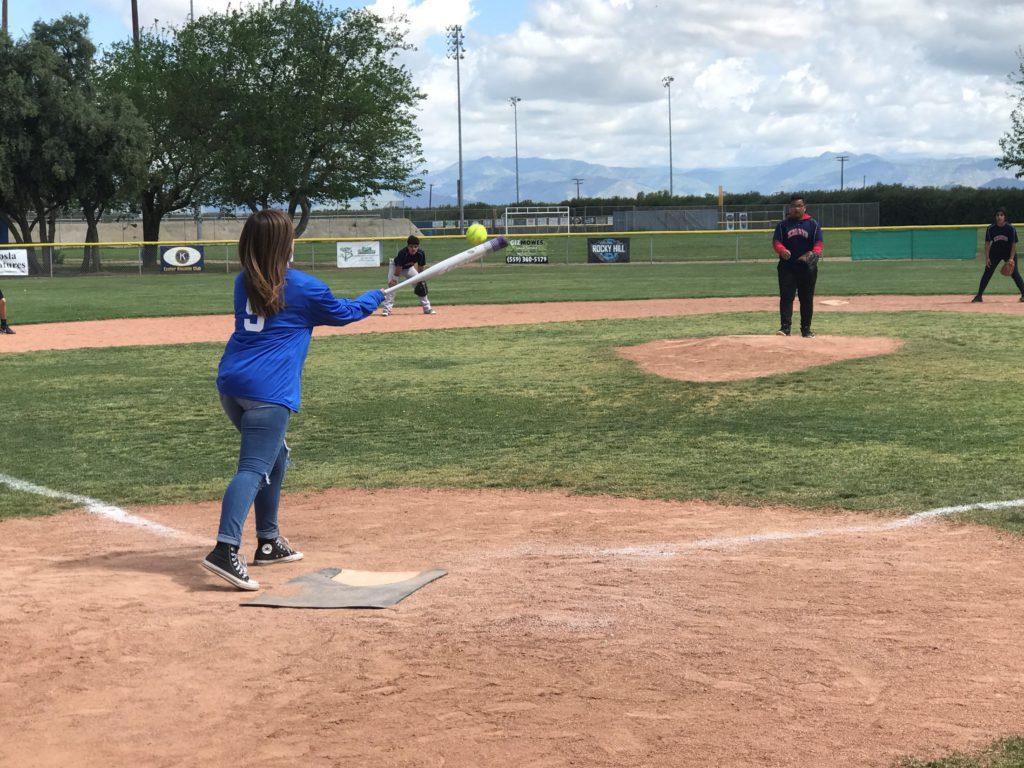 Softball at Dobson Field