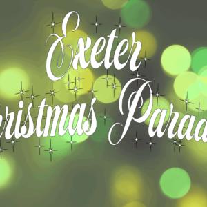 Exeter Christmas Parade Slider Image